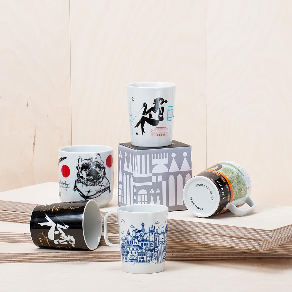 designový porcelán