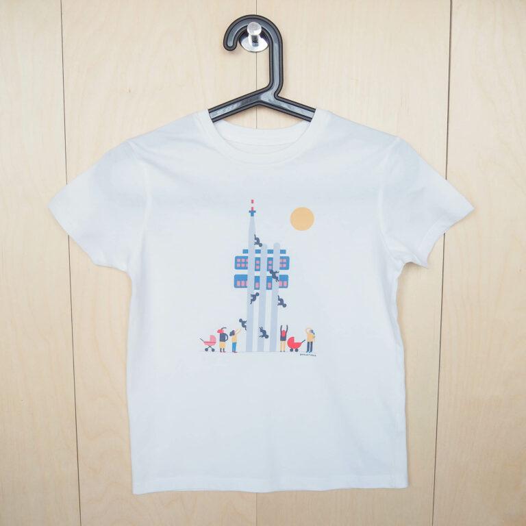 dětské tričko žižkov